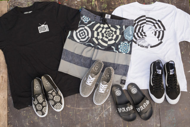 Wade Goodall S Signature Vans Apparel And Footwear Collection Is Available Online In Now To The Entire Learn More About