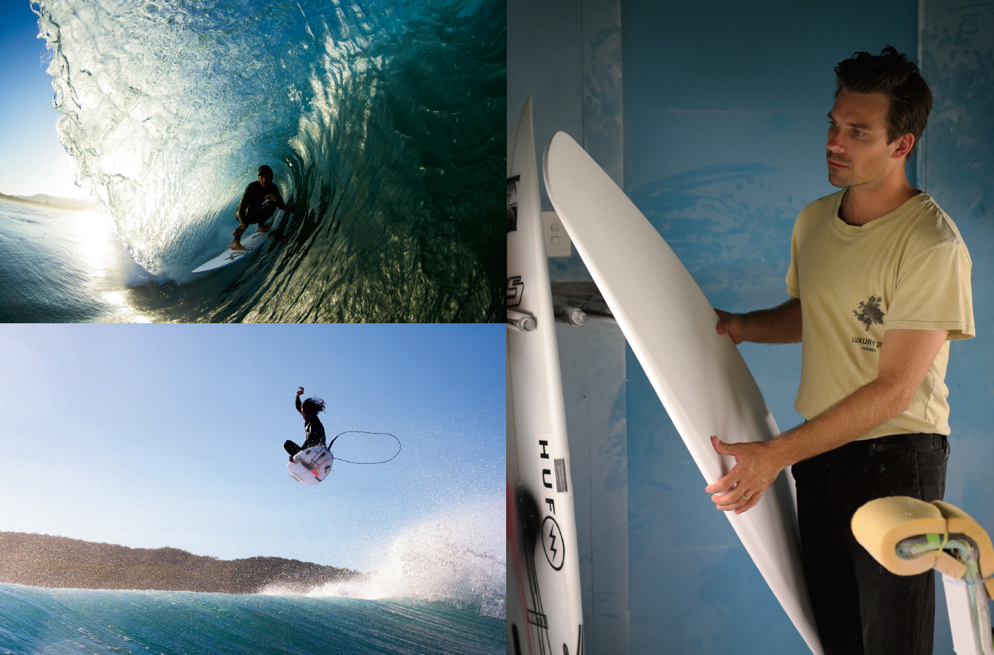What Do Imported Surfboards Mean for the Future of Our