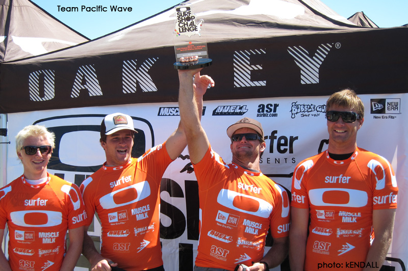 Team Pacific Wave