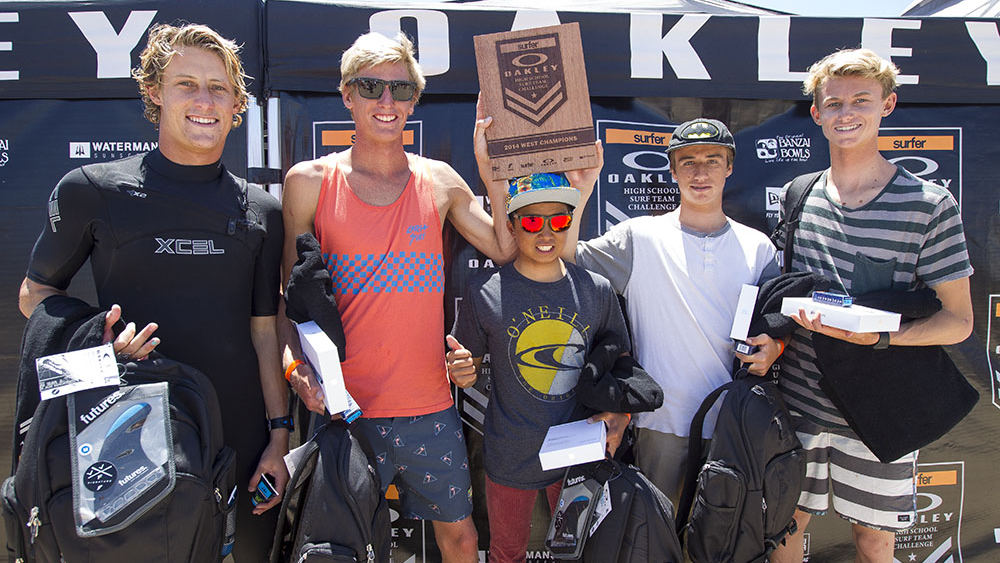 SAN CLEMENTE HIGH SCHOOL DEFENDS THEIR TITLE AT LOWERS