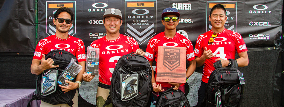 T & C Surf Factory Secures final spot to Lowers!