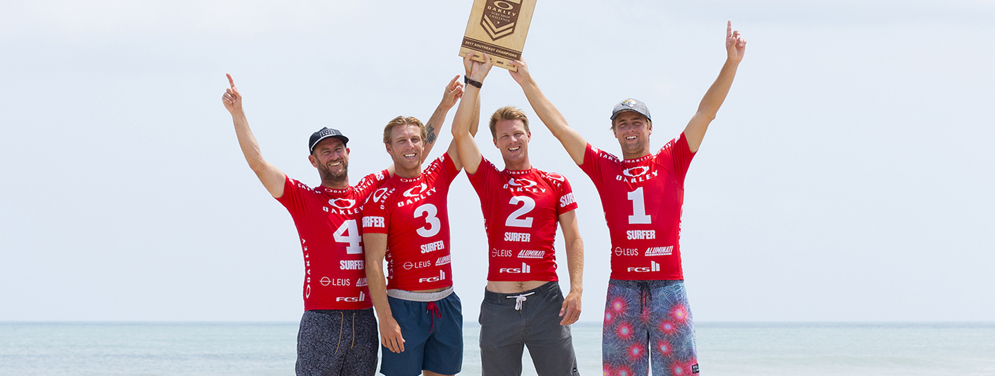 SUNRISE SURF SHOP CLAIMS THEIR NINTH SOUTHEAST TITLE!